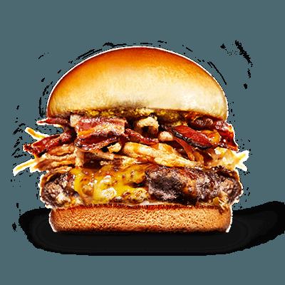 The Bryant Bulldog Burger Bulldog Burger